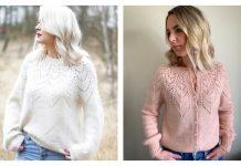 Whitmoor Sweater & Cardigan Knitting Patterns