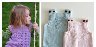 Baby Vest Top Free Knitting Patterns