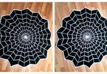 Spiderman Blanket Free Knitting Pattern